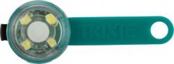 Flasher för hund, USB, ø 3 × 8 cm