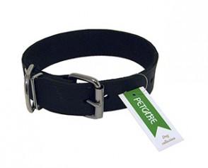 Halsband Läder 35mm