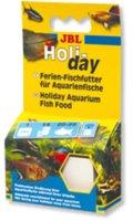 Foder för akvariefiskar under semestern
