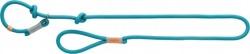 BE NORDIC retrieverkoppel, L-XL: 1.70 m/ø 13 mm, petrol/ljuspetrol/grå