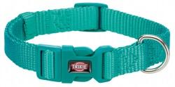 Premium halsband, XXS-XS: 15-25 cm/10 mm, ocean