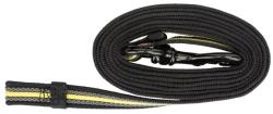 Fusion Sporting träningskoppel, S-L: 2.00 m/17 mm, svart/gul