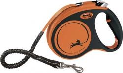 flexi XTREME, svart/orange band