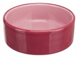 Keramikskål,0.3 l/ø 12 cm, rosa