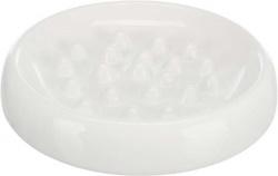 Slow Feed skål, keramik, 0.25 l/ø 18 cm, vit