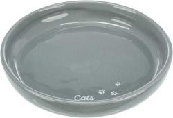 Matskål XXL, keramik, 0.35 l/ø 18 cm, bl färger