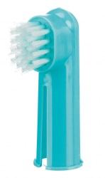 Tandborstset för fingertopp 2-pack