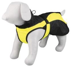 Säkerhetstäcke, M: 45 cm, svart/gul