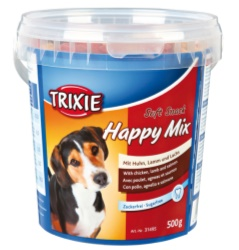 Soft Snack Happy Mix 500g plasthink
