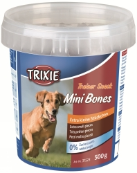 Soft Snack Mini Bones 500g