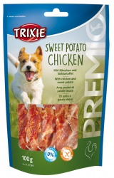 PREMIO Sweet Potato Chicken, 100 g