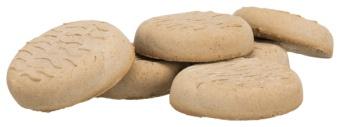 Cookie Snack Giants med lamm, 1,250 g