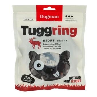 Dogman Tuggring pressad hjort M 12,5cm