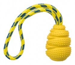 Sporting Jumper med rep, naturgummi, 9 cm/30 cm gul/röd