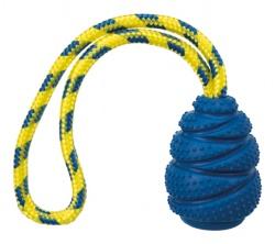 Sporting Jumper med rep, naturgummi, 7 cm/25 cm gul/blå
