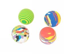 Kattleksak mjukgummiboll 3,5 cm