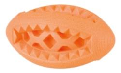 Rugbyboll, TPR-foam, 13 cm