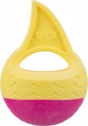 """Aqua Toy """"hajfena"""", flytande, TPR, ø 18 cm"""