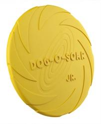 Frisbee, naturgummi flytande 15 cm