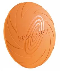 Frisbee Naturgummi Flytande 24 cm