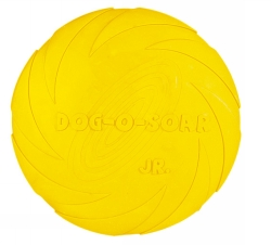 Frisbee Naturgummi flytande 22 cm