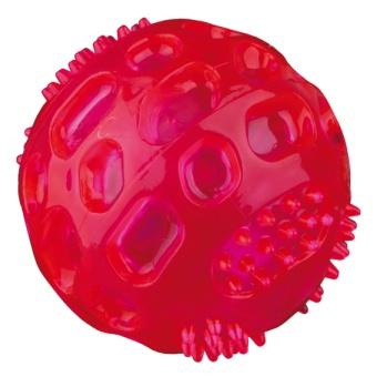 Flashboll TPR 7,5 cm flytande