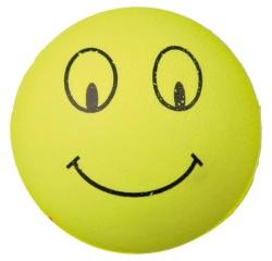Smileyboll mjukgummi, flytande, ø 6 cm
