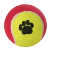 Tennisbollar 10 cm