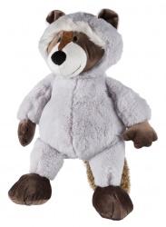Tvättbjörn, originalljud, plysch, 54 cm