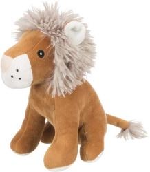 Lejon, plysch, 20 cm