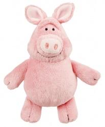 Hundleksak gris, plysch, 24 cm