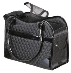Transportväska Amina, 18x29x37 cm, svart