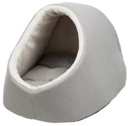 Salva igloo, 41 × h30 × 50 cm, taupe/cream
