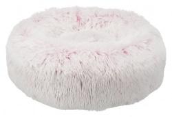Harvey bädd, ø 50 cm, vit-rosa