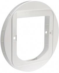 SureFlap monteringsadapter för # 38530/38540, ø 28.5 cm, vit