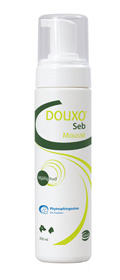 Ceva Douxo Seb Mousse 200ml