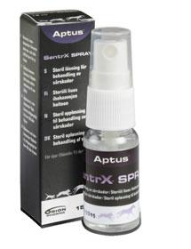 SentrX Sprayflaska 15 ml steril lösning.
