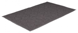 Kattlådematta XXL, PVC, 60 × 90 cm, antracit