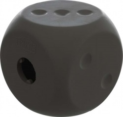 Snack cube, naturgummi, 5 cm