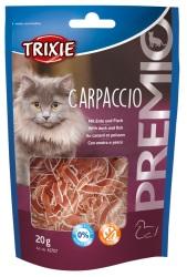 PREMIO Carpaccio med anka och fisk, 20 g
