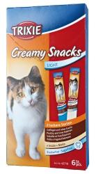 Creamy Snacks, 6 x 15 g