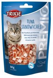 PREMIO Tuna Sandwiches, 50 g