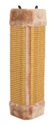 Klösbräda Hörn sisal/plysch 23,5x49,5 cm