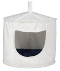 Vanda Hammock, hängande, ø 38 × 32 cm, cream