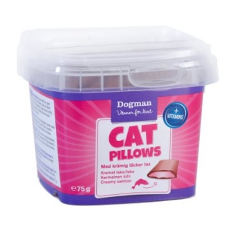 Cat Pillows krämig lax