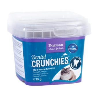 Crunchies dental 75g