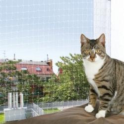Cat Protect Kattnät Transp. 6 x 3m