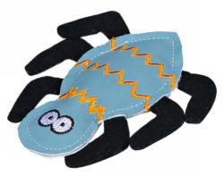 Spindel i skai/filt