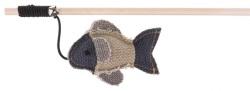 Kattvippa med fisk, 40 cm