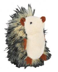 Kattleksak plyschigelkott med microchipljud, 8cm